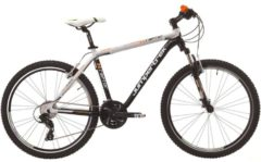 26 Zoll Cinzia X-Raptor Mountainbike Aluminium 24 Gang Cinzia schwarz-weiß-orange