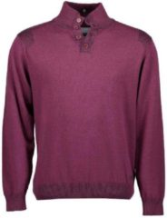 Bordeauxrode Blue Seven heren trui bordeaux rood - maat 3XL
