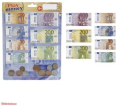 Tender Toys Speelgoedgeld Euro Papier/kunststof Junior