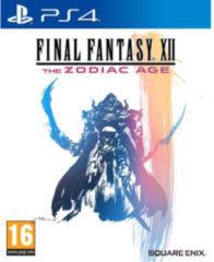 Square Enix Final Fantasy XII: The Zodiac Age PS4 (P4-SQ054PS4M)