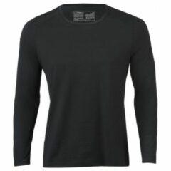 Engel Sports - Shirt II Langarm - Longsleeve maat XL zwart
