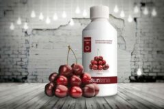 Suntana Spray Tan Vloeistof Cherry -10% DHA 250ml