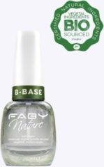 FABY B-BASE BASE COAT (90% natuurlijke nagellak)