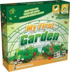 Groene Science 4 You mijn eerste tuin experimentenset