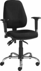 Zwarte JOB ergo bureaustoel Palma