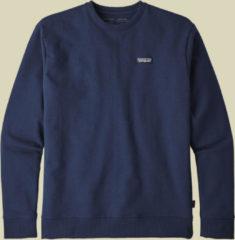 Patagonia P-6 Label Uprisal Crew Sweatshirt Men Herren Sweatshirt Größe S classic navy