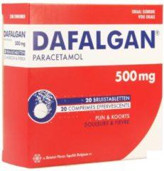 Dafalgan 500 mg Brausetabletten