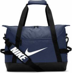 Marineblauwe Nike Academy Team Sporttas S
