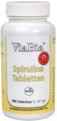 ViaBia Spirulina Tabletten 400mg 190 Tabletten