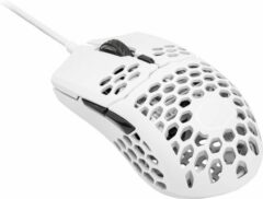 Witte Cooler Master Gaming MM710 muis USB Type-A Optisch 16000 DPI Ambidextrous