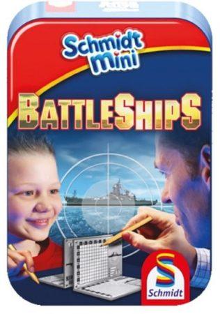 Afbeelding van 999 Games Schmidt Battle Ships spel in blik