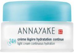 Annayake Crème Légère Hydratation Continue Gezichtscrème 50 ml