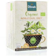 Dilmah Noble earl grey bio 20 Stuks