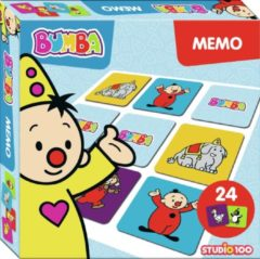 Studio 100 memory Bumba junior 24-delig
