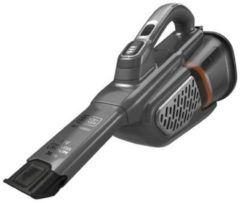 Zwarte Black and Decker Black & Decker BHHV520JF 18 volt kruimelzuiger