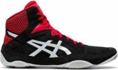 Asics Snapdown 3 - Boksschoenen - Worstelschoenen - rood/zwart/wit - maat 42