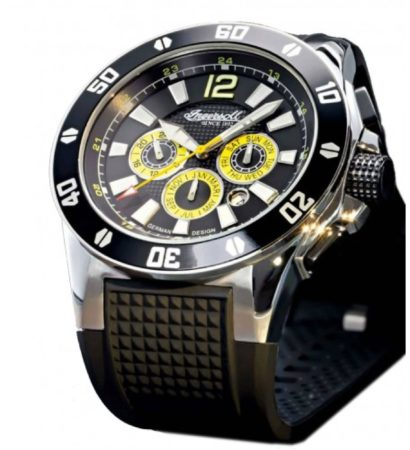 Afbeelding van Ingersoll Brazos IN3221BK Heren Horloge