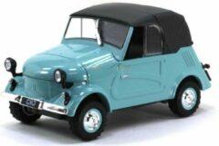 De Agostini CM3 C-3A (Blauw) 1/43 DeAgostini - Modelauto - Schaalmodel - Miniatuurauto