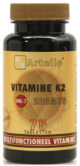 Artelle Vitamine K2 200mcg Tabletten