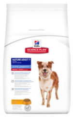 Hills Canine Mature Adult Medium Kip 12 kg