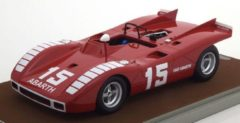 Abarth 2000SP #15 Nurburgirng GP 1970