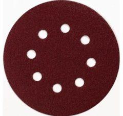 Makita P-43561 Excenterschuurpapier Met klittenband Korrelgrootte 100 (Ã) 125 mm 10 stuk(s)