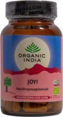 Organic India Joy 90 capsules 100% biologisch