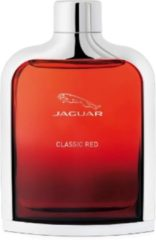 Jaguar Eau De Toilette Classic Red 100 ml - Voor Mannen