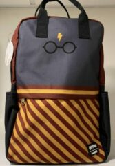 Rode Harry Potter Loungefly Rugzak Stripes 43 cm