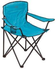 Blauwe Camp-Gear vouwstoel Festival blauw