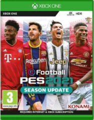 Konami EFootball PES 2021 Season Update (Xbox One)