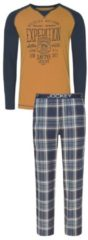 Pyjama mit Webhose Jockey Golden Earth
