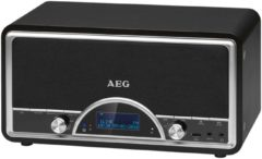 AEG DAB+/UKW Bluetooth-Nostalgie-Stereoradio mit USB-Port »NDR 4378«
