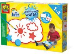 SES Creative My First - Tekenbord kleuren met water