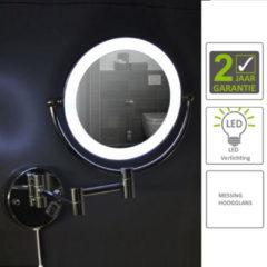 Boss & Wessing BWS LED Scheer- En Cosmetische Spiegel Wand 20 cm