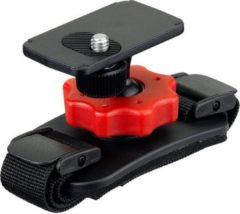 Zwarte Ricoh O-CM1536 Helmbevestiging