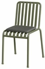 Grijze HAY Palissade Seat Zitkussen voor Chair & Arm Chair