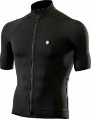 Witte SIXS Chromo Short Sleeve Jersey Carbon Black Activewear L