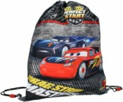 Disney Gymtas Cars Perfect Start Jongens 44 Cm Polyester Zwart