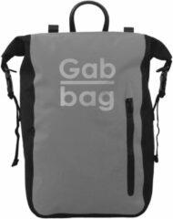 Gabbag Waterdichte Fietstas 25L grijs