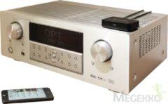Zwarte König geavanceerde audioontvanger met Bluetooth