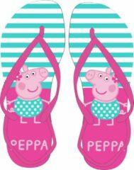 Roze Teenslippers van Peppa Pig maat 26