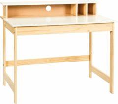 Home affaire Schreibtisch »Matheo« mit aufklappbarer Arbeitsplatte, Breite 110 cm