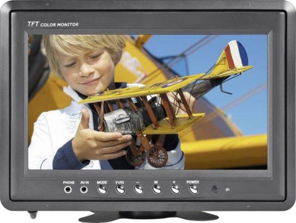 Afbeelding van Renkforce T-900B Auto LCD-monitor 22.9 cm 9 inch