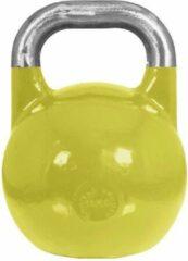 Rode Gorilla Sports Kettlebell 16 kg Staal (competitie kettlebell)