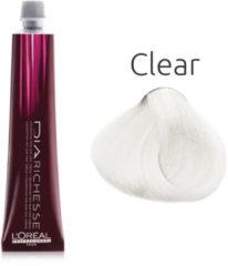 L'Oréal Paris L'OREAL DIA RICHESSE Farba Do WĹ'osĂłw - Krem KoloryzujÄ…cy CLEAR 50 ml