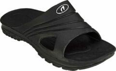 Avento - Slippers - Unisex - Maat 41 - Zwart