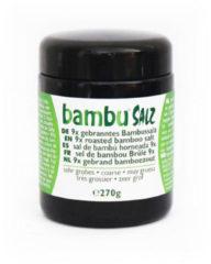Bambu Salz Bamboezout zeer grof 9x gebrand 270 Gram