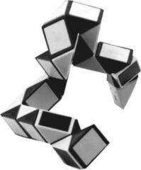Johntoy Puzzel Magische Slang Hart Zwart/wit