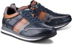 Sneaker Palermo von Pikolinos in blau für Herren. Gr. 40,41,42,43,44,45,46